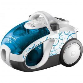 Sencor SVC 1011BL-EUE2 bezsáčk. vysávač, modrá