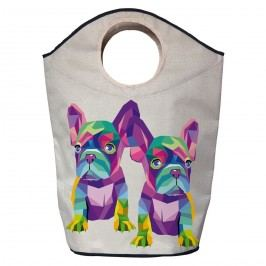 Taška na bielizeň Bulldog Babies