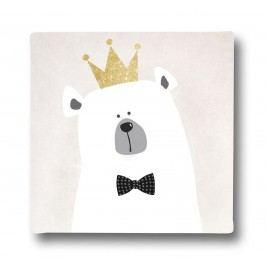 Obraz na plátne King Bear