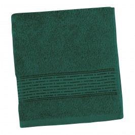 Uterák Kamilka Prúžok tmavo zelená, 50 x 100 cm