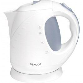 Sencor SWK 1800WH rýchlovarná kanvica, biela