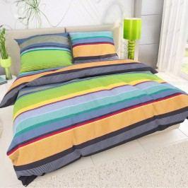 Kvalitex Bavlnené obliečky Colors, 200 x 200 cm, 2 ks 70 x 90 cm