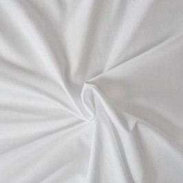 Kvalitex prestieradlo satén biele, 140 x 200 cm