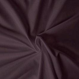 Kvalitex prestieradlo satén tmavohnedé, 160 x 200 cm