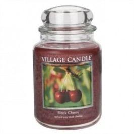 Village Candle Vonná svíčka, Černá třešeň - Black Cherry, 645 g, 645 g