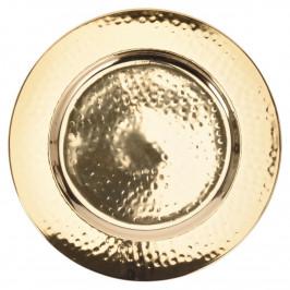Servírovací tanier Gold, 32 cm
