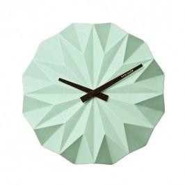 Karlsson KA5531MG Designové nástenné hodiny, 27 cm