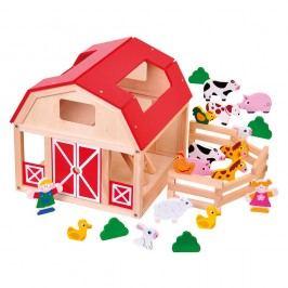 Farma so zvieratkami