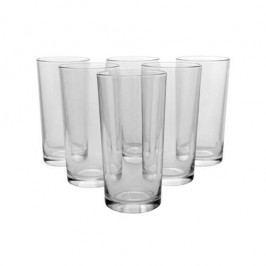 Alanya 6dielna Sada pohárov 260 ml