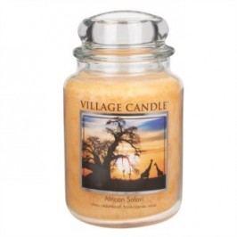 Village Candle Vonná sviečka Jantárové tóny lesa