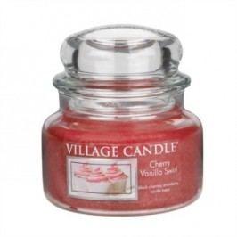Village Candle Vonná svíčka ve skle, Višeň a vanilka - Cherry Vanilla Swirl,  269 g, 269 g