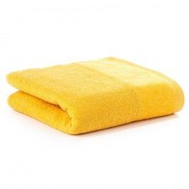 Uterák Velour žltý, 50x100 cm,