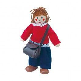 Bábika do domčeka mamička
