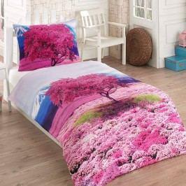 Bade Home, SK 3D obliečky Romantic , Požadovaný rozmer 1x70x90 / 1x140x200 cm