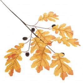 Jesenná dubová vetvička, 60 cm