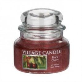 Village Candle Vonná svíčka ve skle, Černá třešeň - Black Cherry, 269 g, 269 g
