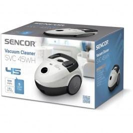 Vysávač Sencor SVC 45WH-EUE2 biely (SVC 45WH-EUE2)