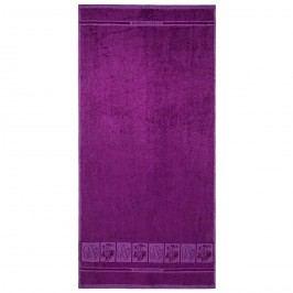 Osuška Bamboo Premium fialová, 70 x 140 cm
