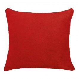 vankúšik Korall micro, červená, 38 x 38 cm