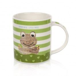 Porcelánový hrnček Little frog 280 ml