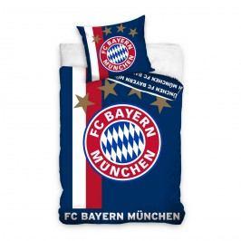 TipTrade Futbalové obliečky BMFC 01 Bayern, 160 x 200 cm, 70 x 80 cm