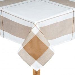 Obrus kocka béžová, 85 x 85 cm, 85 x 85 cm