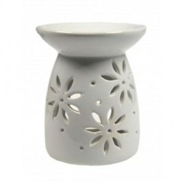 Aromalampa biela kvetinky, Dakls