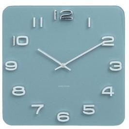 Karlsson 5641BL Designové nástenné hodiny, 35 cm