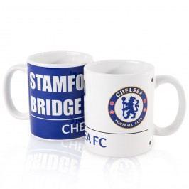 FC Chelsea Keramické hrnčeky 350 ml balenie 2 kusy