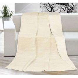 Deka Kira béžová/svetlo béžová, 150 x 200 cm, 150 x 200 cm