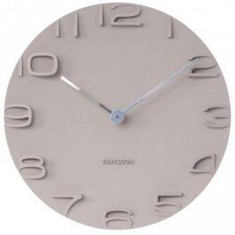 Karlsson 5311GY nástenné hodiny