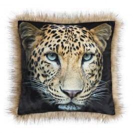 Vankúšik SAFARI Leopard, 45 x 45 cm