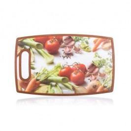 Prkénko krájecí plastové Vegetables,