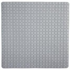 Koopman Protišmyková podložka do kúpeľne sivá, 55 x 55 cm