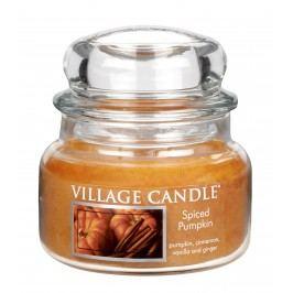 Village Candle Vonná svíčka ve skle, Dýňový koláč - Spiced Pumpkin, 269 g, 269 g