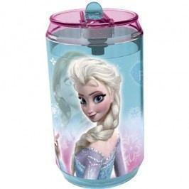 Fľaša so slamkou Ľadové kráľovstvo Frozen