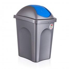 VETRO-PLUS Kôš odpadový Multipat modrá, 30 l