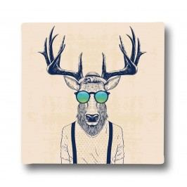 Obraz na plátne Cool Horns