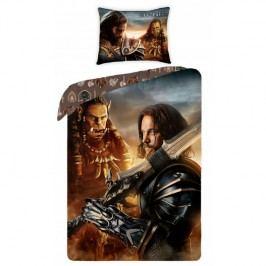 Halantex Bavlnené obliečky Warcraft 0023, 140 x 200 cm, 70 x 90 cm