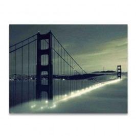 Autronic Sklenený obraz Golden Gate