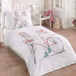 Bade Home, SK 3d obliečky Bicykel, Požadovaný rozmer 1x70x90 / 1x140x200 cm