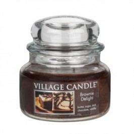 Village Candle Vonná svíčka, Čokoládový dortík - Brownies Delight, 269 g, 269 g