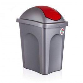 VETRO-PLUS Kôš odpadový Multipat červená