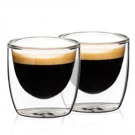 Termo pohár na espresso Hot&Cool 80 ml, 2 ks