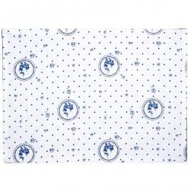 Prestieranie Elegant bodka modrá, 33 x 45 cm