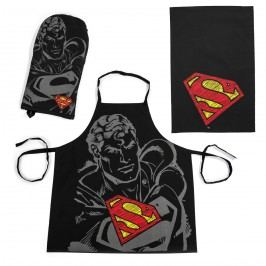 TipTrade kuchynská súprava Superman, 3 kusy