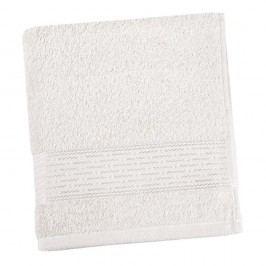 Froté uterák Kamilka prúžok biela, 50 x 100 cm