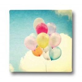 Obraz na plátne Balloons in The Sky