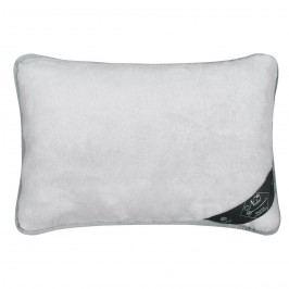 vlnený vankúš Alpaka DUO sivá uni, 40 x 60 cm