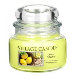 Village Candle Vonná svíčka ve skle, Citrón a pistácie, Lemon Pistachio, 269 g